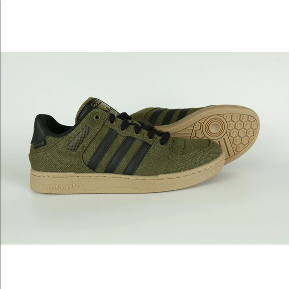 new concept 66f18 04887 adidas Other - Adidas HEMP Olive Bucktown Shoe ST